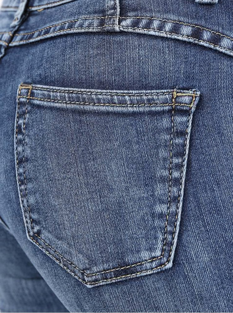 Modré skinny džíny Haily´s Nina