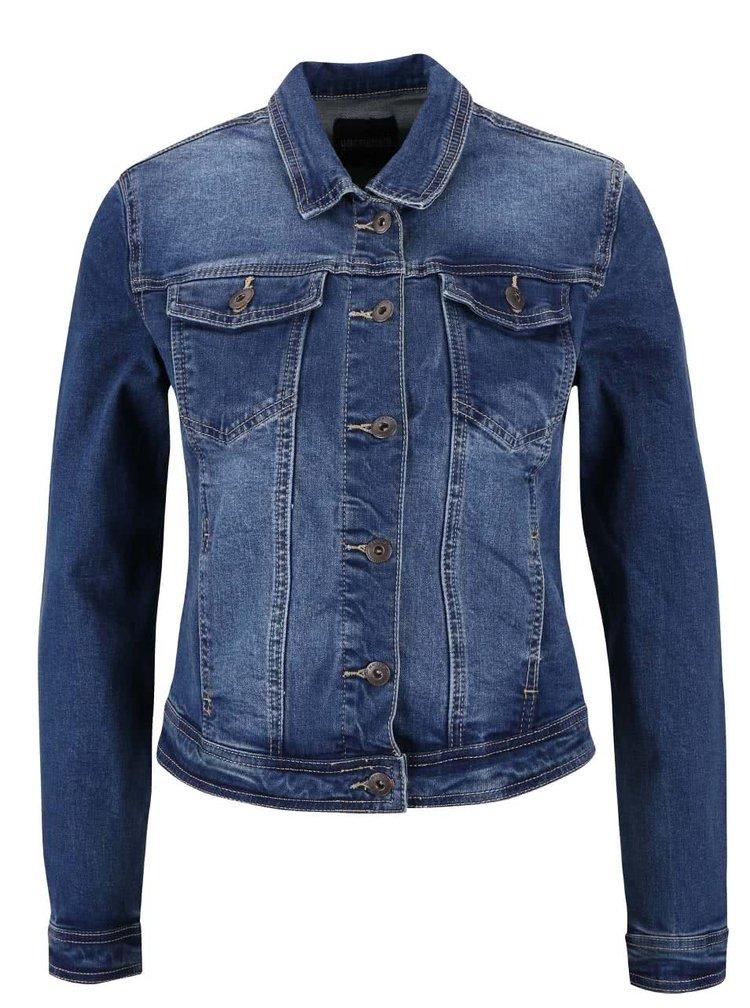 Jacheta albastra Haily's Erica din denim