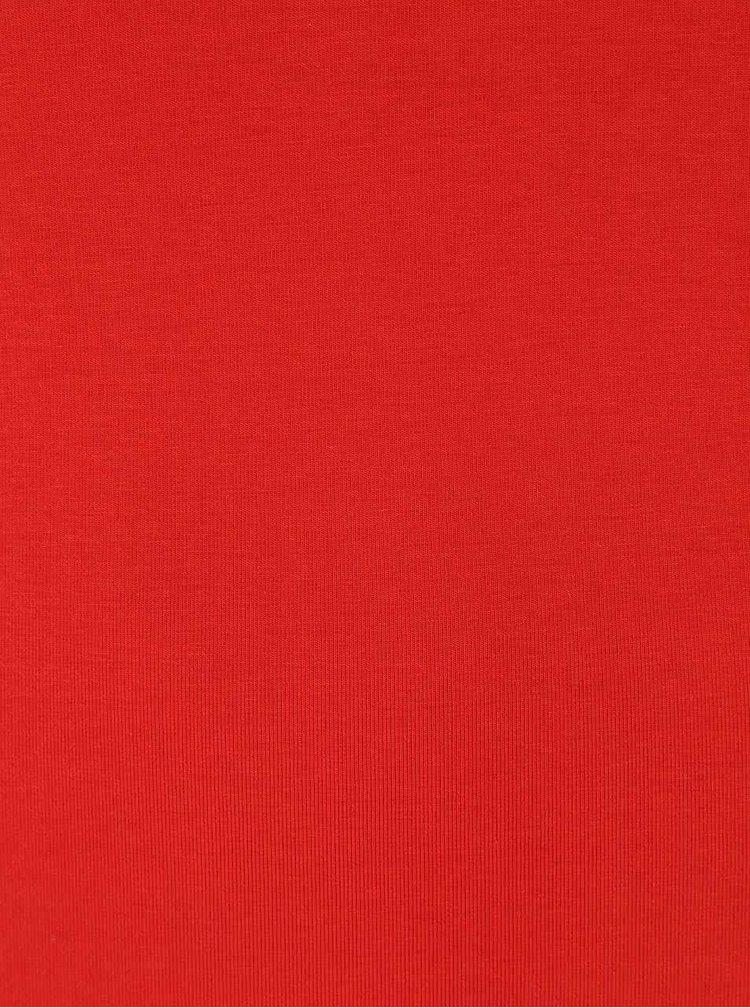 Červené tielko Haily's Linda