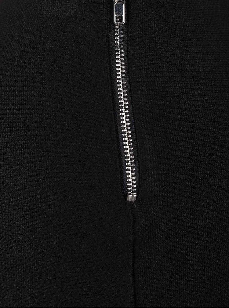 Fustă mini Noisy May Cirus neagră