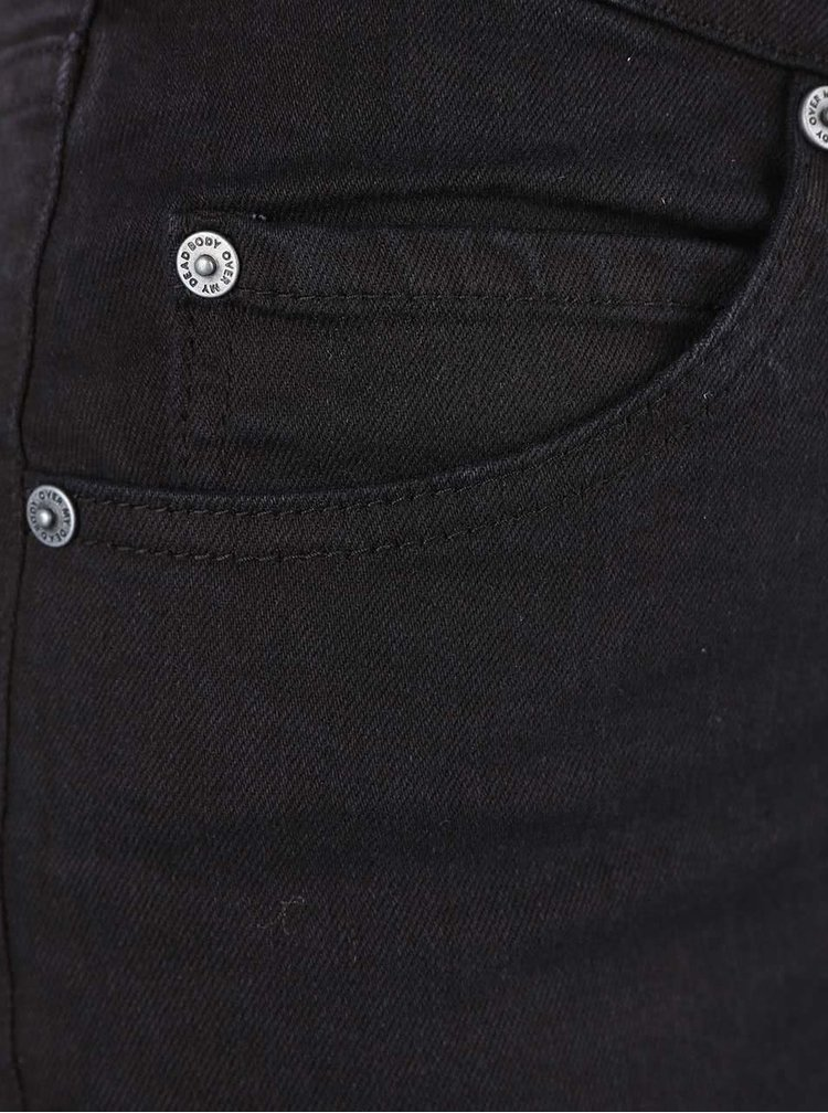 Černé dámské skinny džíny Cheap Monday Second