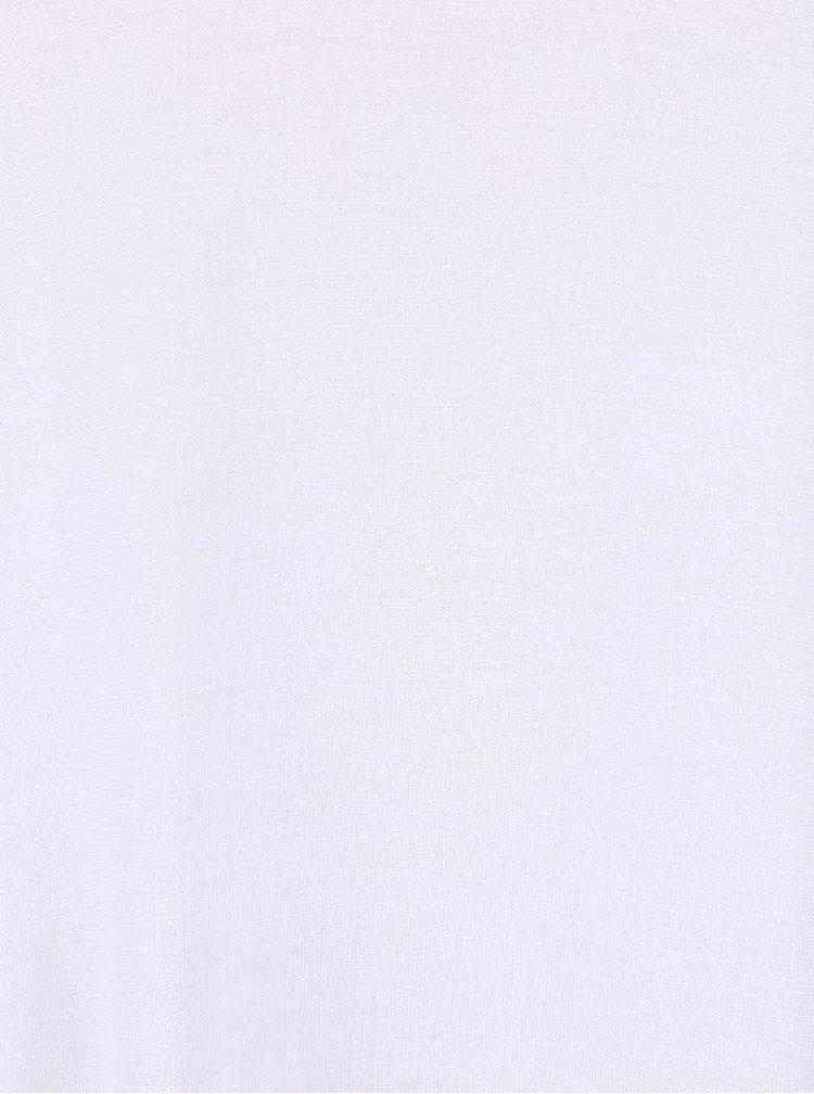 Bílý dámský asymetrický top Cheap Monday Release