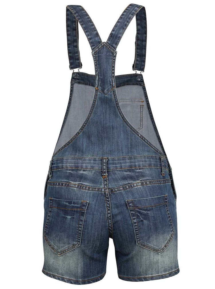 Salopeta din denim ZOOT Now cu pantaloni scurti