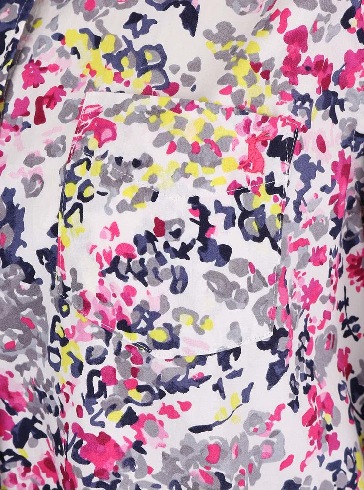 Camasa cu imprimeu floral Tom Joule Lucie