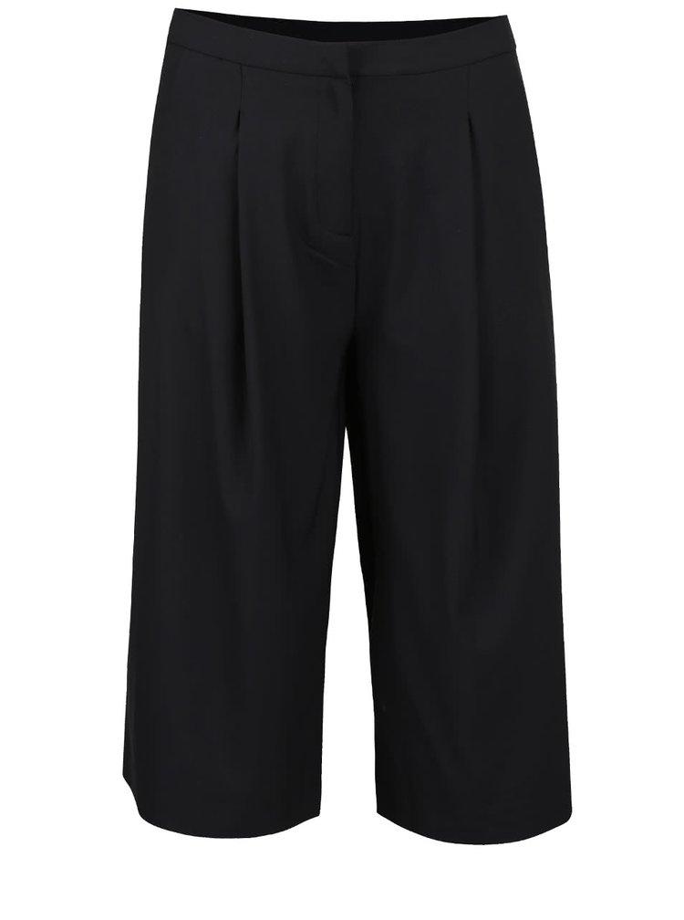 Pantaloni negri culottes Broadway Bryce