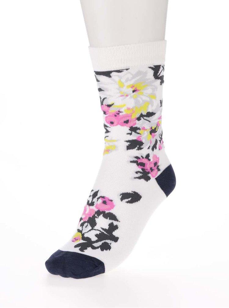 Șosete Tom Joule Brill cu imprimeu floral