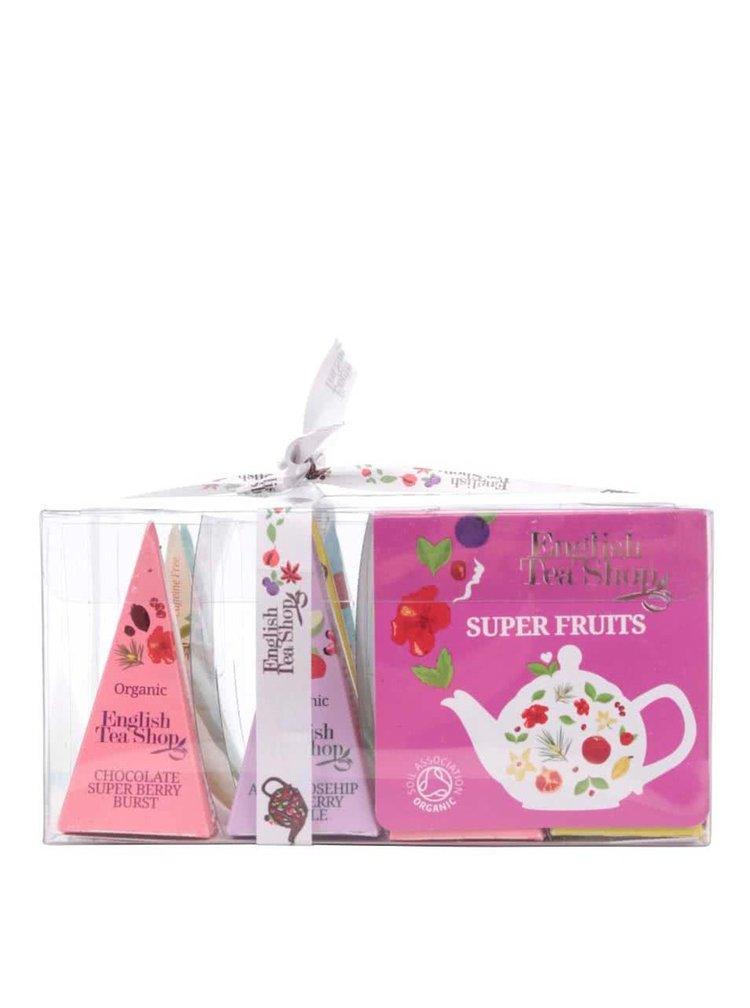 Mix de ceaiuri cu efect calmant English Tea Shop