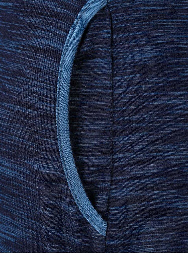 Rochie albastru melanj Ragwear Loco cu curea