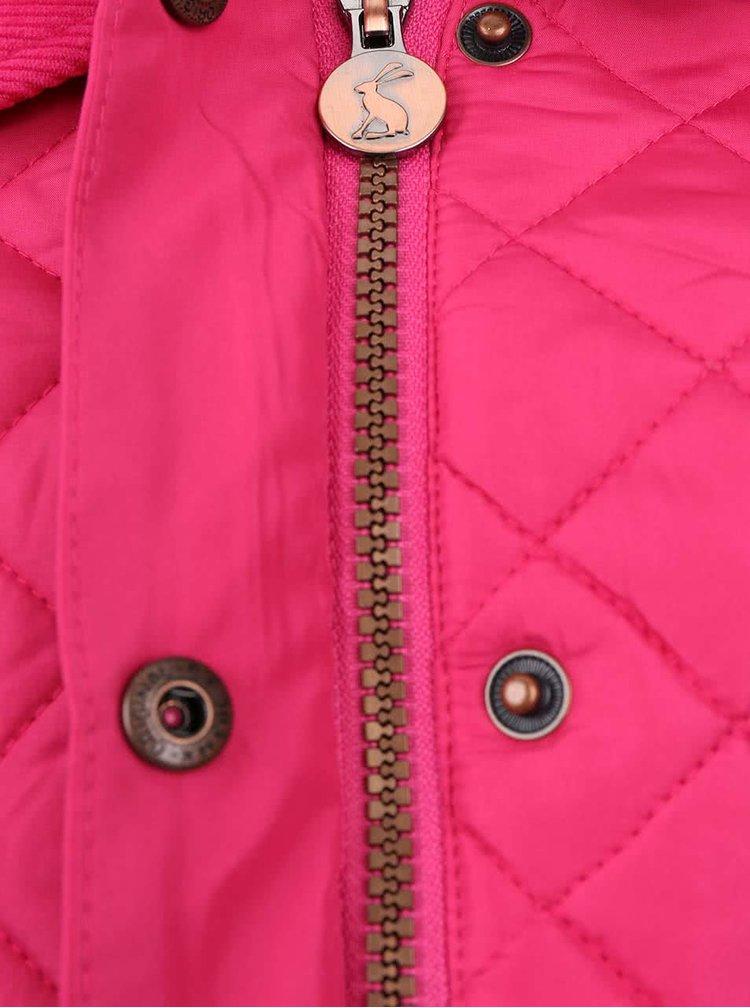 Geacă matlasată Tom Joule Marcotte roz