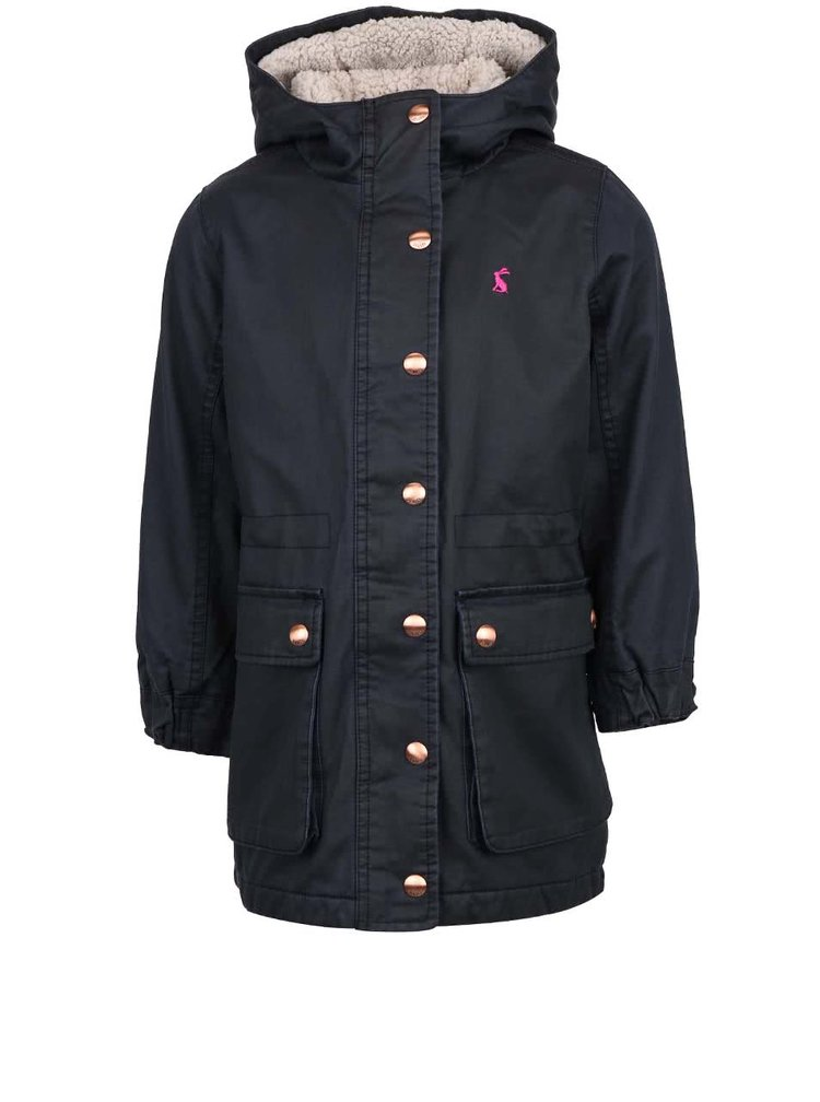 Parka neagra Tom Joule Wynter