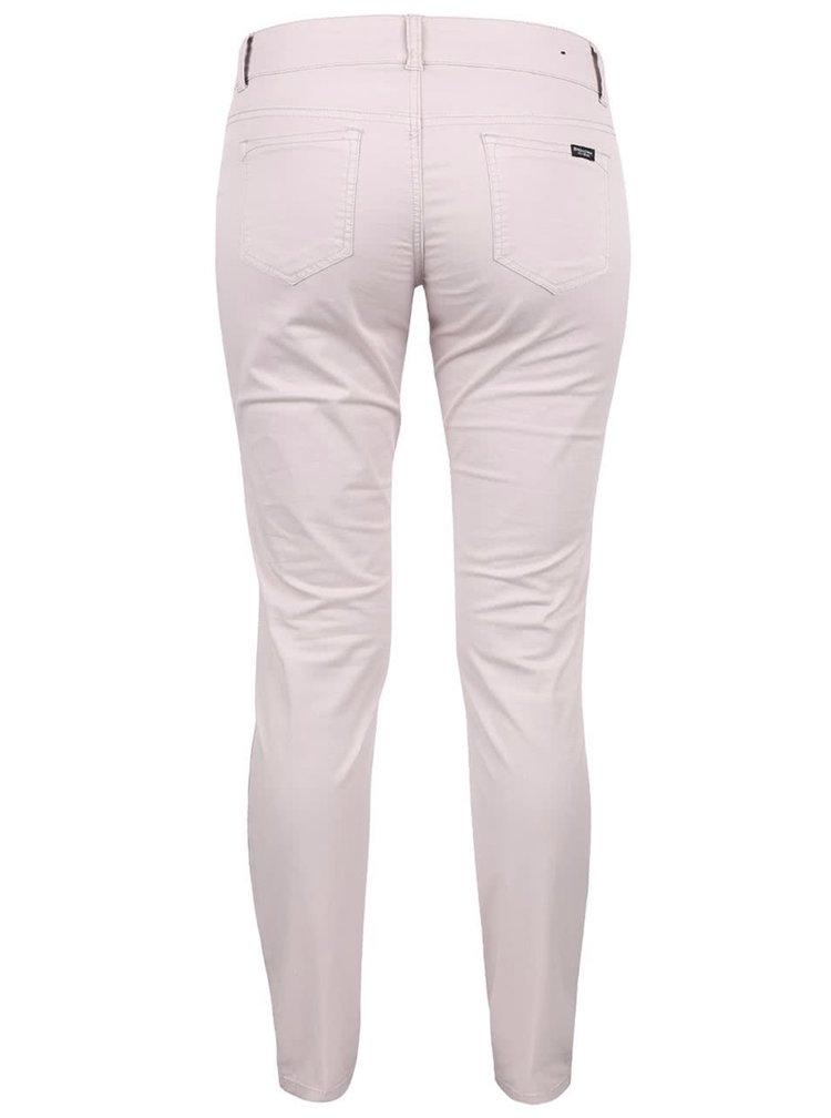 Růžové skinny kalhoty Broadway Jane