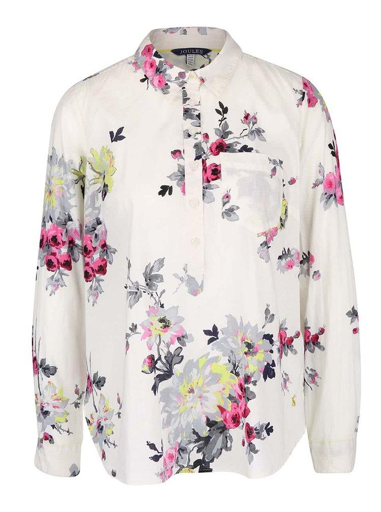 Camasa cu imprimeu floral Tom Joule Charlotte