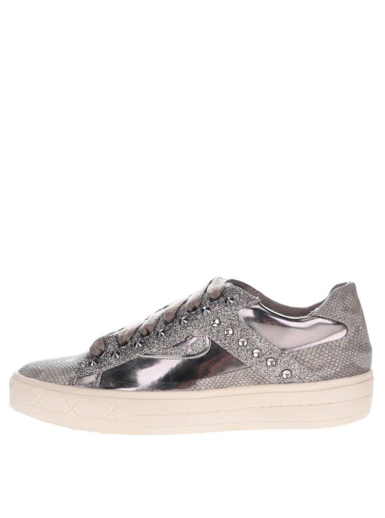 Pantofi sport Tamaris gri