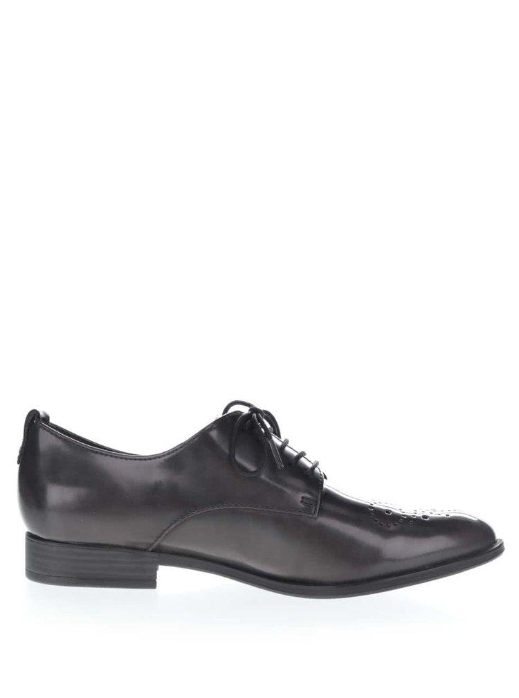 Pantofi Tamaris negri