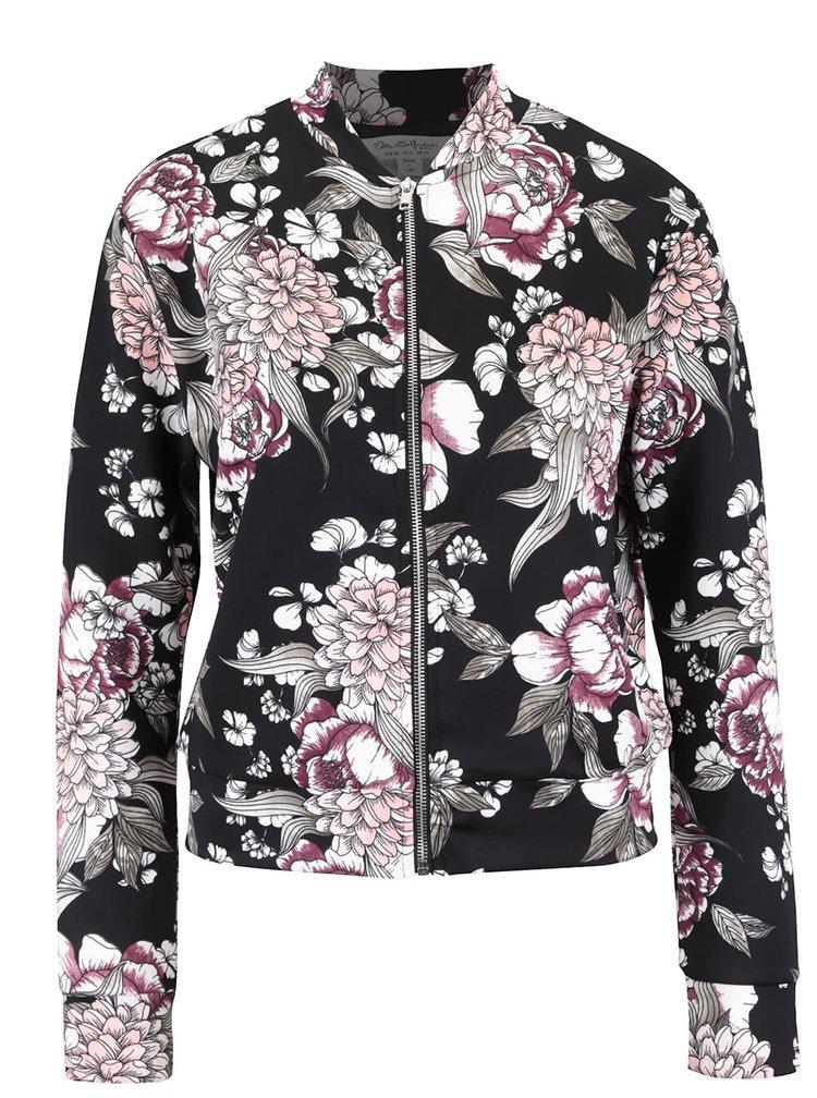 Jachetă bomber Miss Selfridge cu imprimeu floral