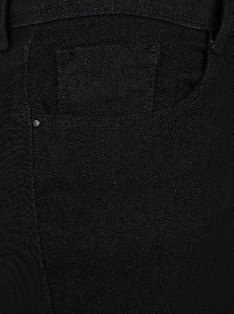 Černé ultra skinny džíny Dorothy Perkins