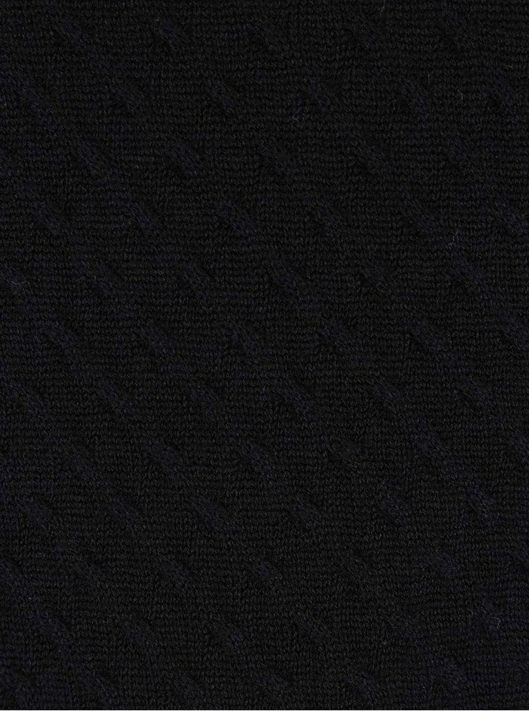 Černý svetr VILA Tobi