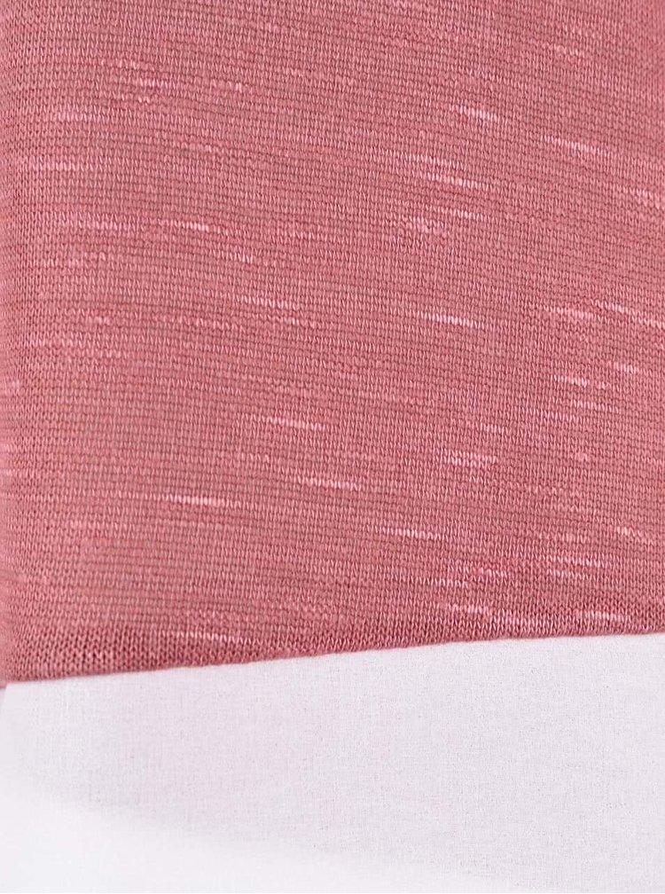 Bluza VERO MODA Babay roz deschis