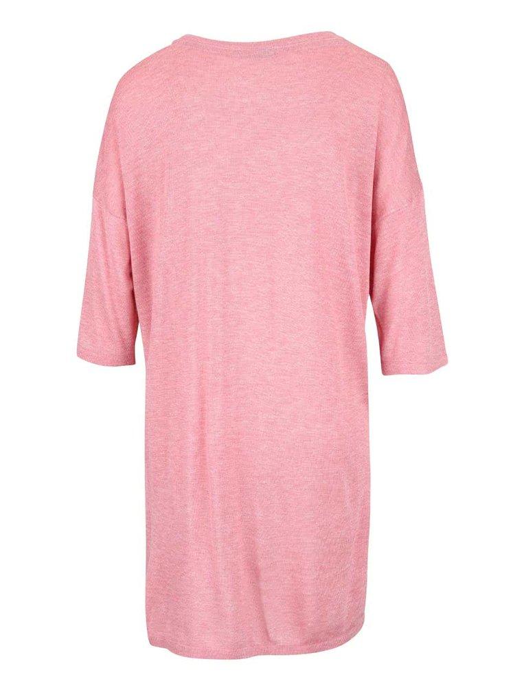 Bluza supradimensionata roz Bench pentru femei