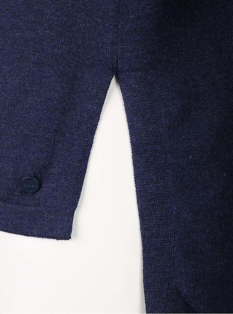 Tmavě modrý dámský svetr Bench