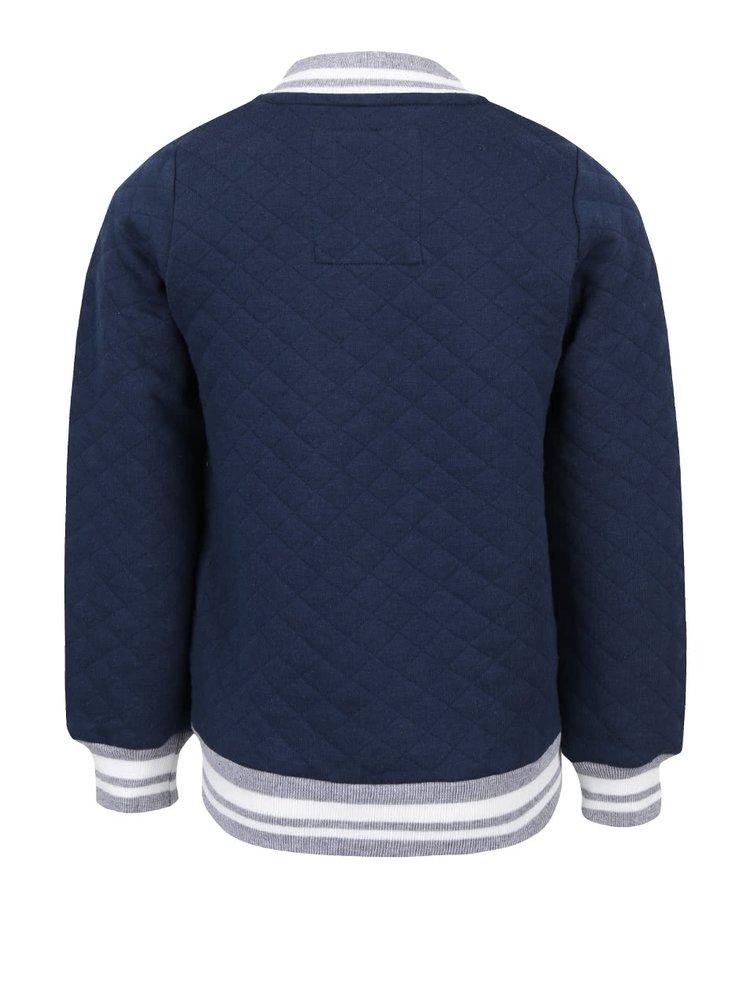 Jachetă bomber matlasată name it Seus bleumarin