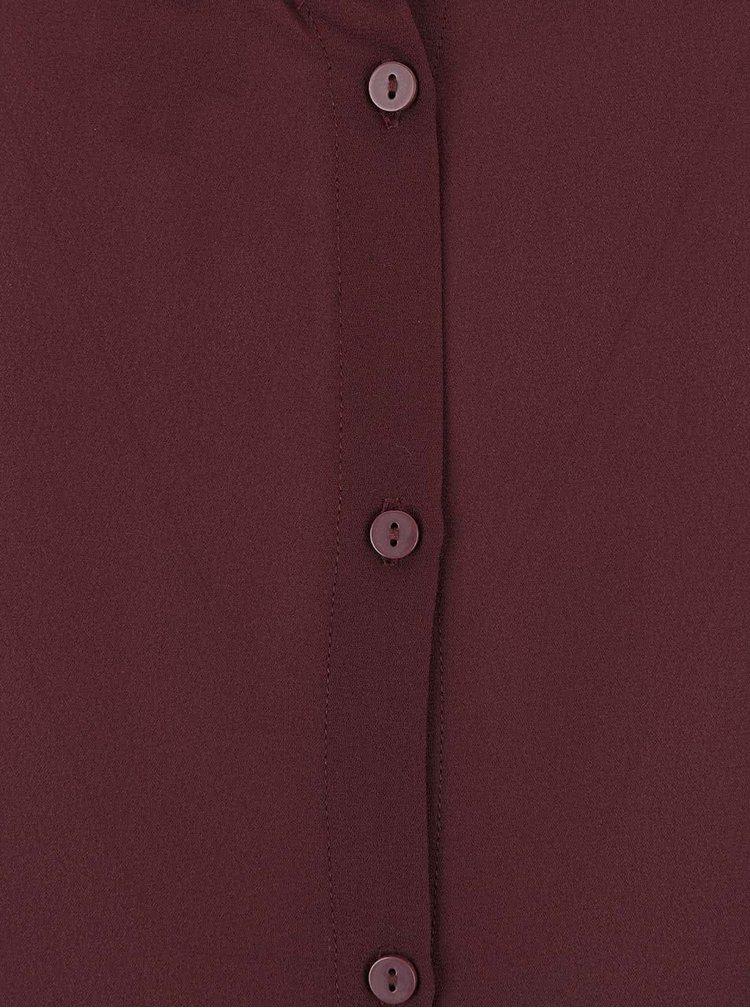 Bluză vișinie Bench pentru femei