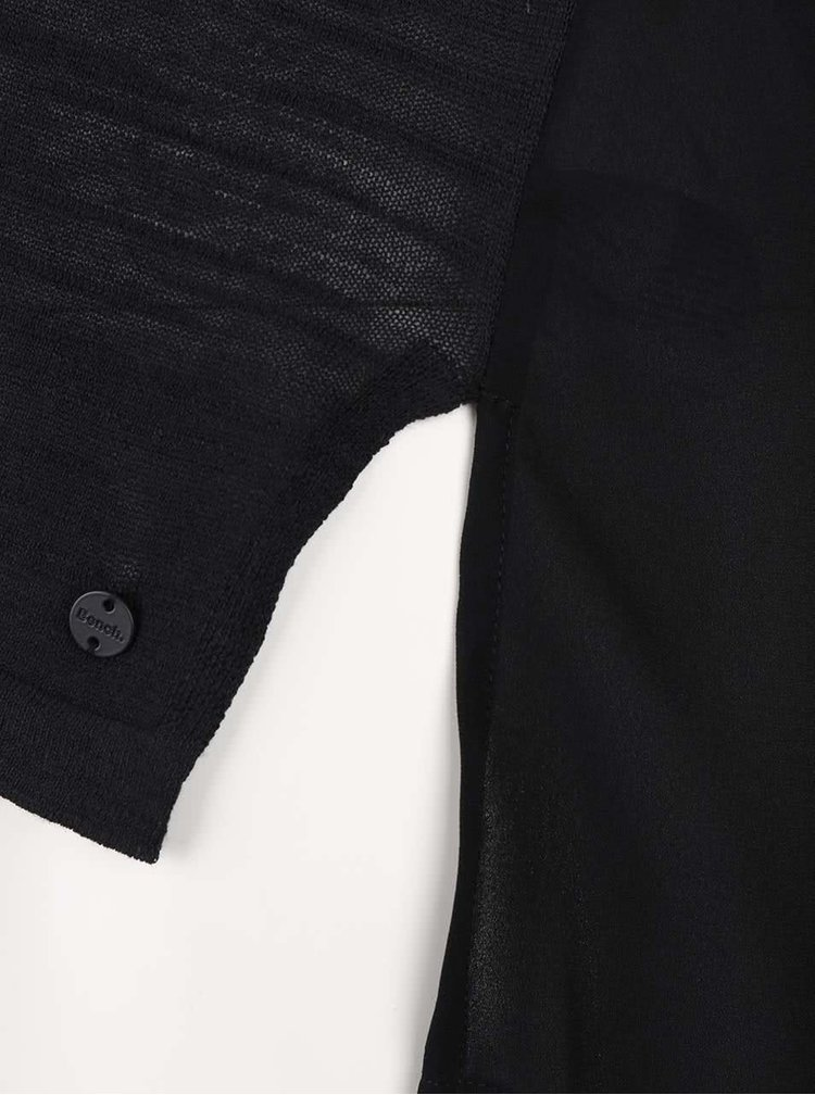 Bluza neagra Bench pentru femei