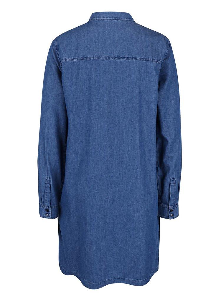 Rochie albastră Bench din denim