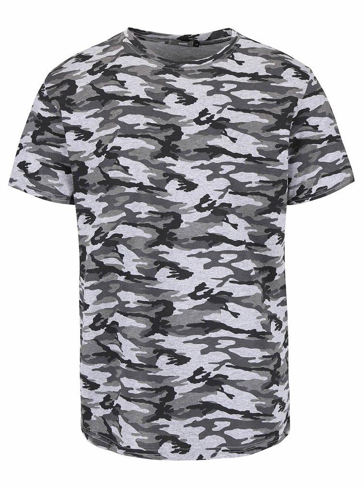 Tricou cu imprimeu camuflaj ZOOT din bumbac