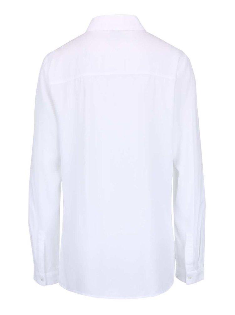 Biela dámska košeľa Bench