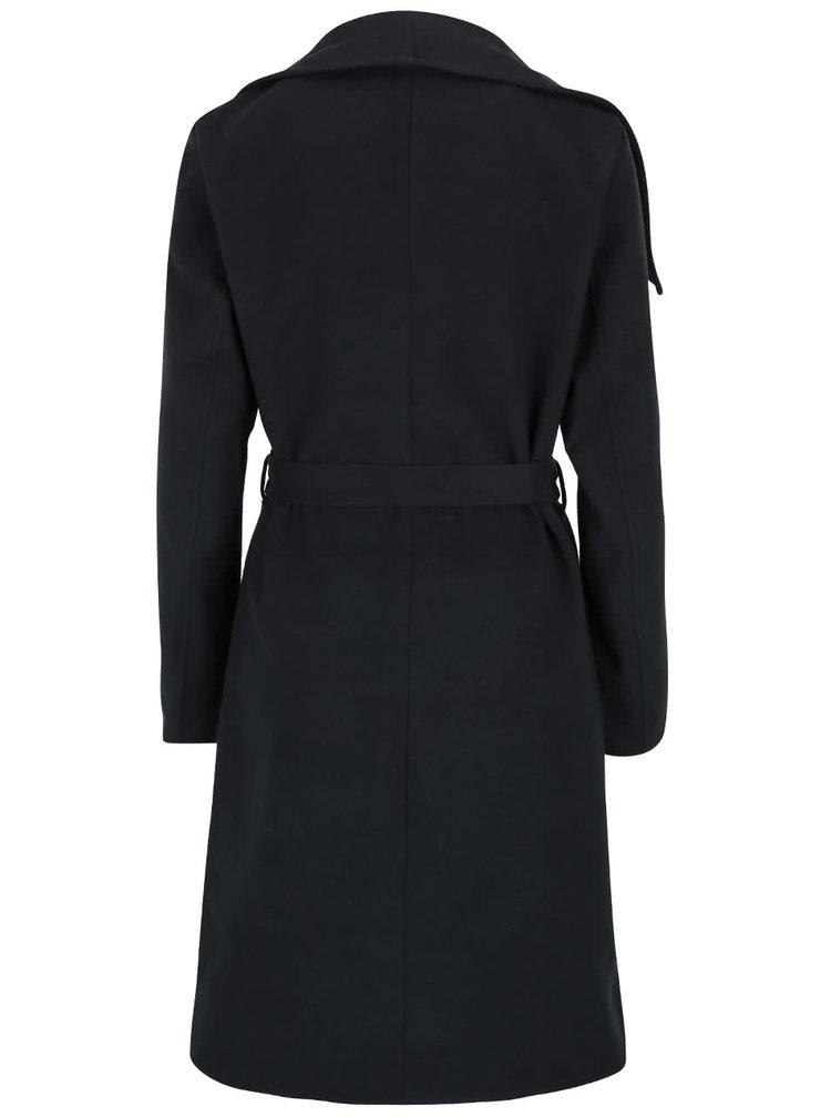 Tmavě modrý kabát ONLY New Phoebe