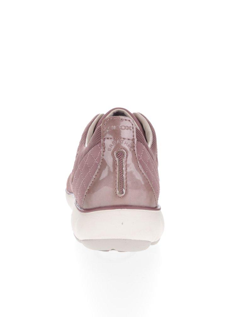 Pantofi sport Geox Nebula roz