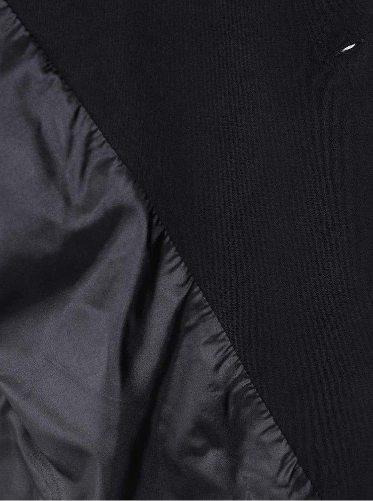 Jachetă neagră LYDC
