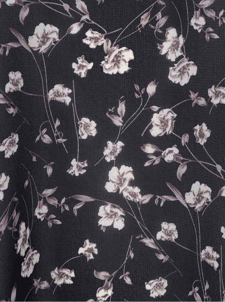 Top cu imprimeu floral LYDC