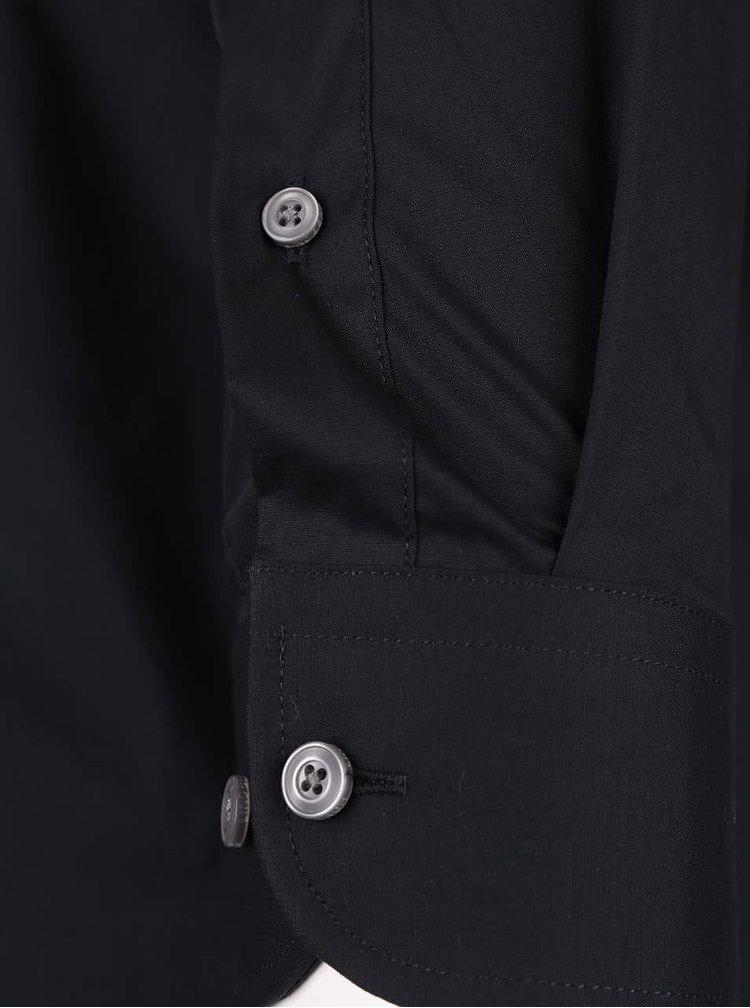 Černá formální košile Lindbergh