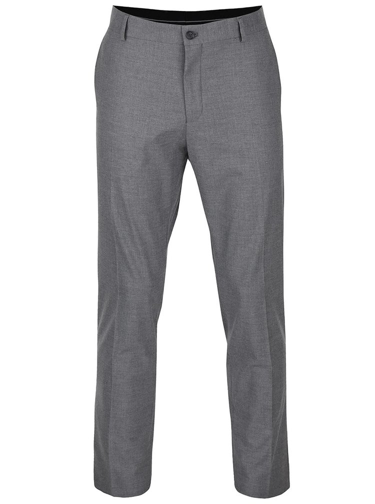 Pantaloni gri Selected Homme New One