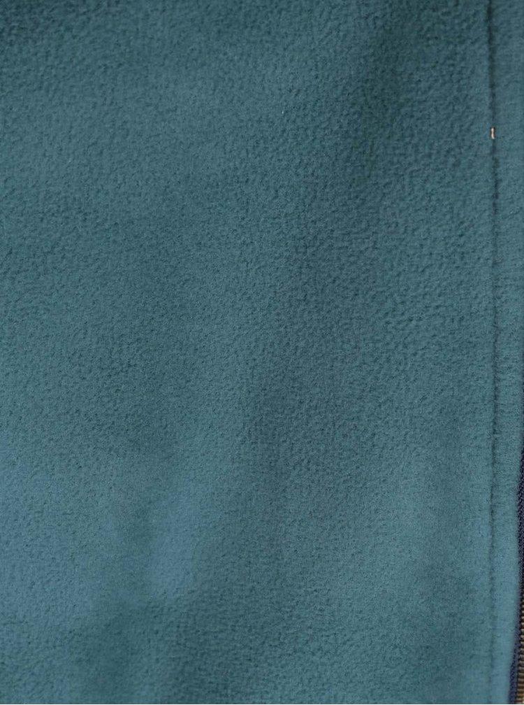 Jacheta din denim Tranquillo Vali cu gluga