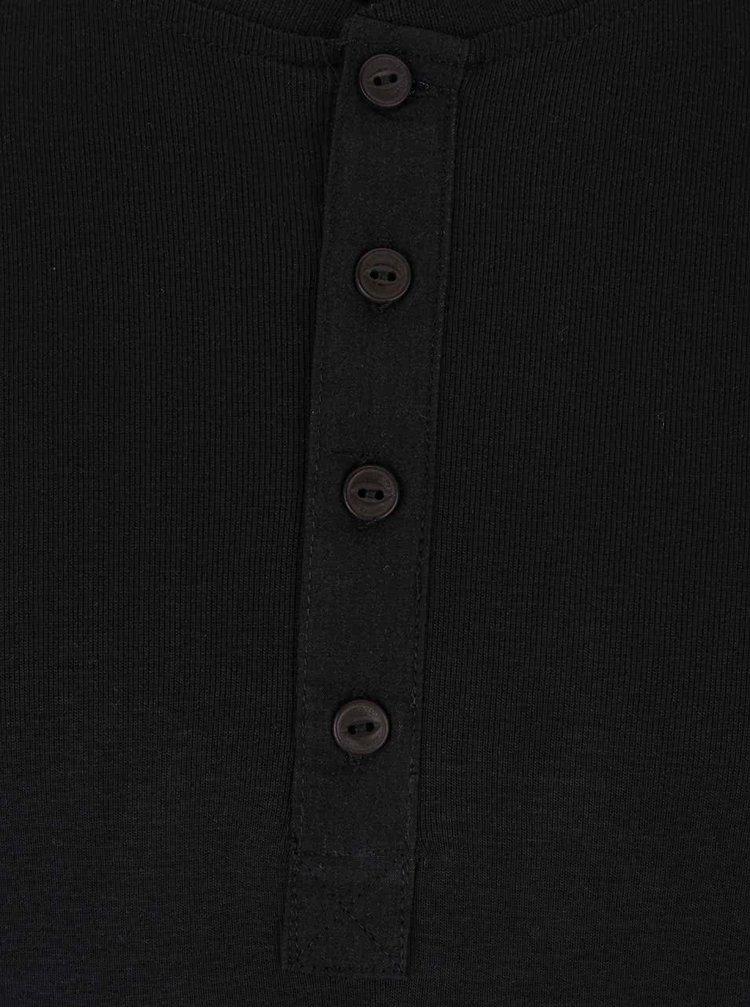 Bluza neagra subtire Lindbergh