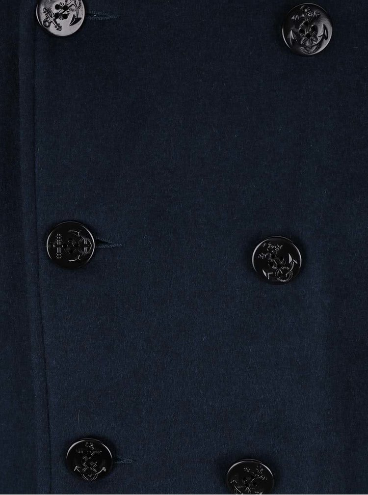 Palton albastru inchis Lindbergh
