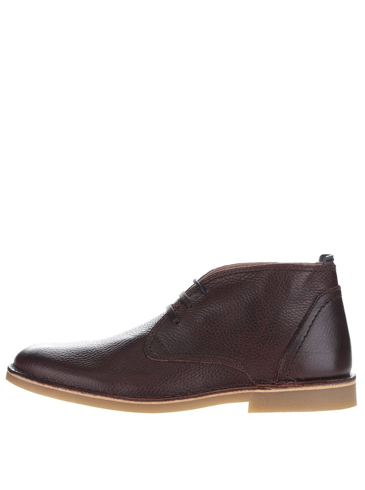 Ghete Chukka maro din piele Selected Homme New Royce
