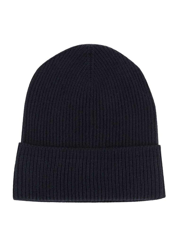 Tmavě modrá zimní čepice Shine Original