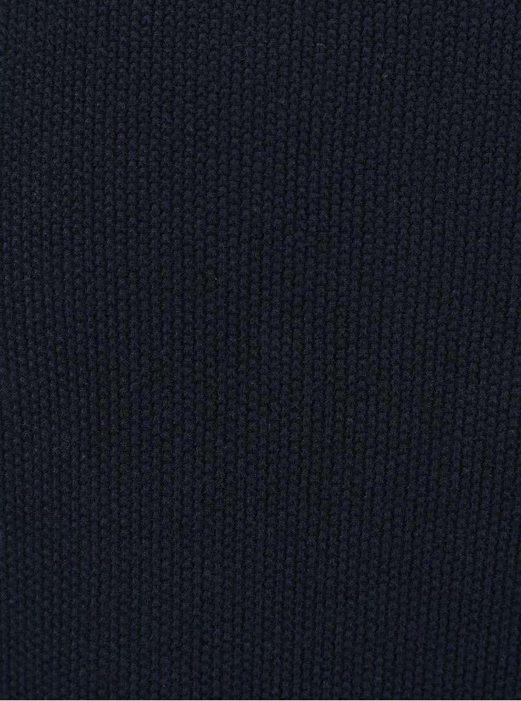Tmavě modrý svetr Shine Original