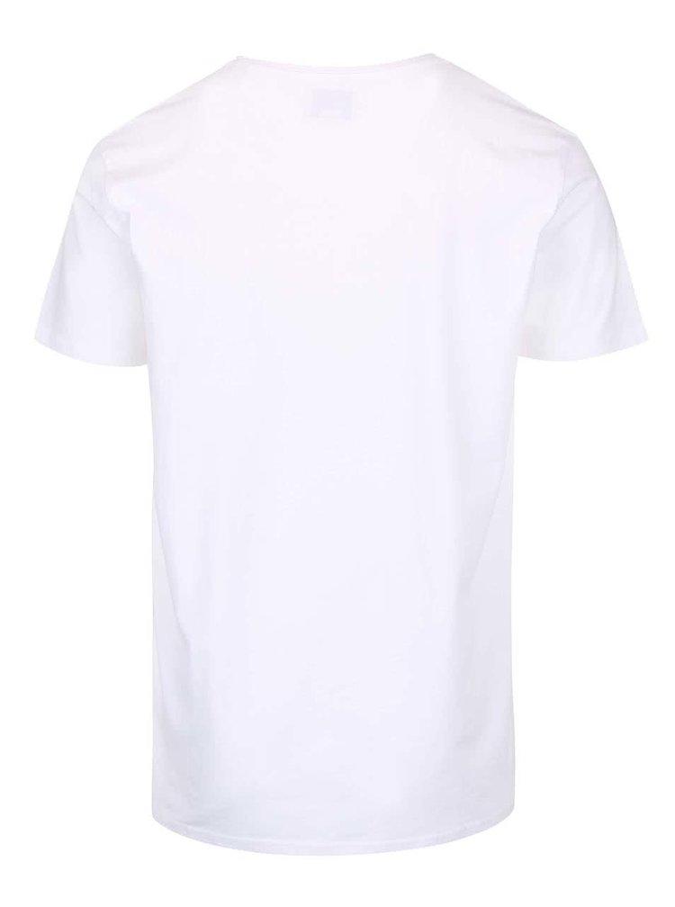 Tricou alb Shine Original