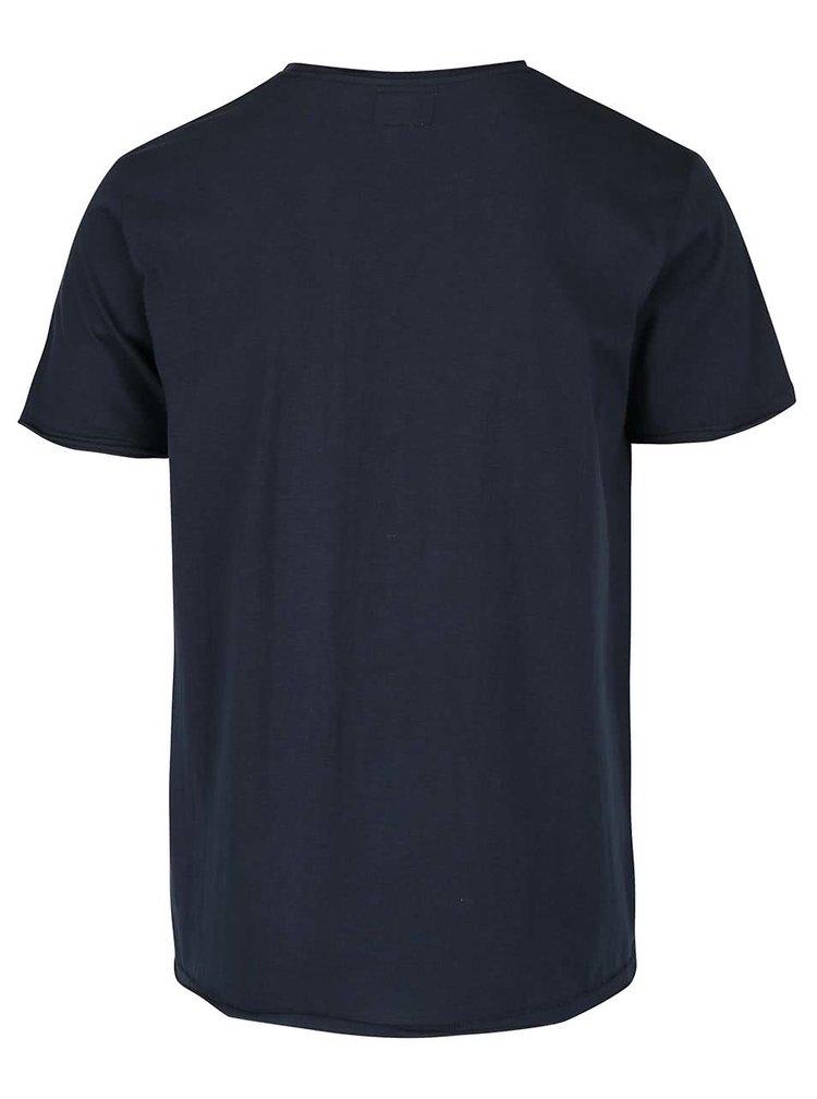 Tmavě modré triko Shine Original Core
