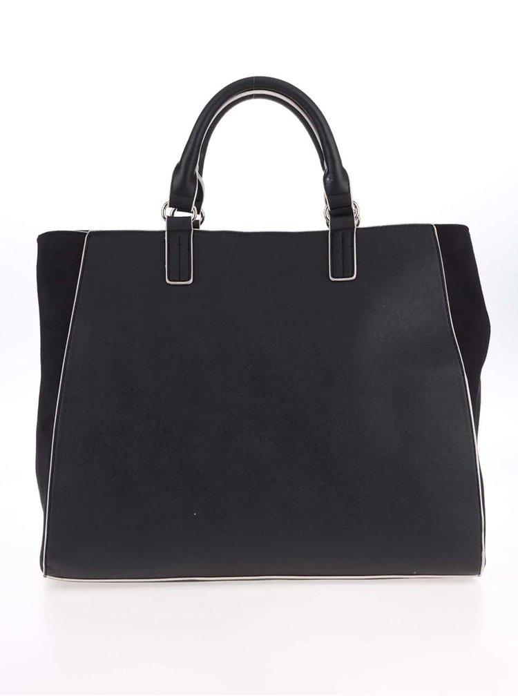 Geantă shopper Dorothy Perkins neagră