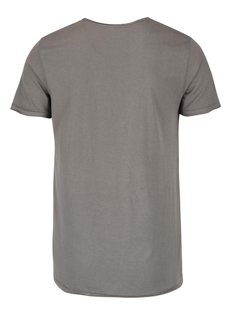 Zelenosivé tričko Shine Original Core