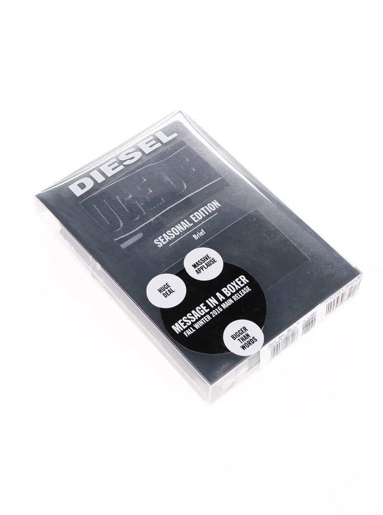 Čierne slipy Diesel