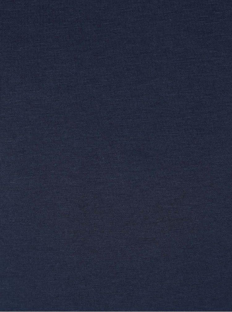 Tmavě modré body VILA Officiel