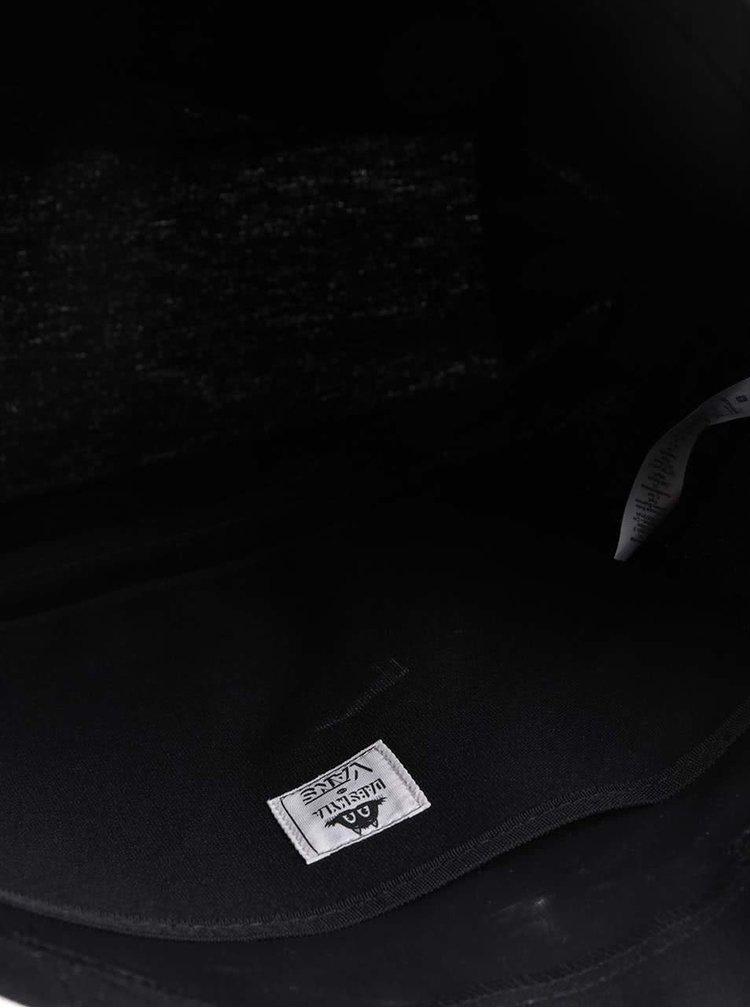 Geantă shopper neagră VANS Dabsmyla cu print