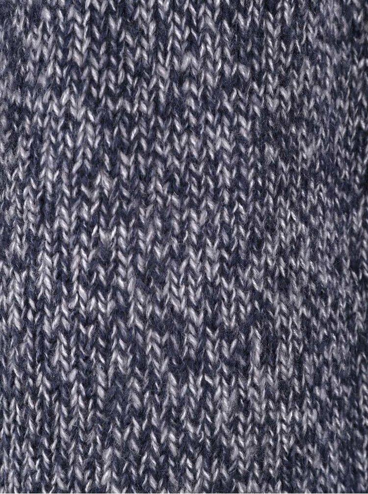 Tmavě modrý žíhaný cardigan VERO MODA Camille